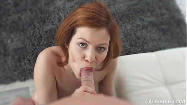 Ruivinha fazendo um sexo gostoso