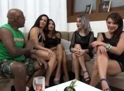 Filme porno nacional negão comendo cinco vagabundas