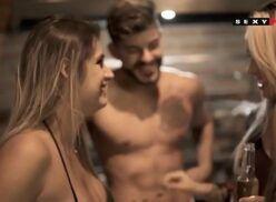 Video porno nacional Analine, Mia Linz praticando boa foda