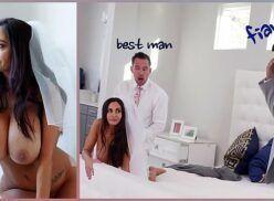 Vídeo pornográfico esposa safada fodendo com amante antes do casamento