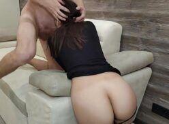 Sexo forçado com enteada novinha gostosa