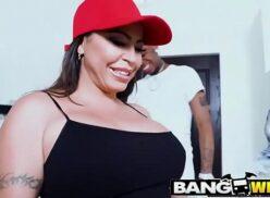 Xnxx Juliana Vega fodendo com jovem negro dotado